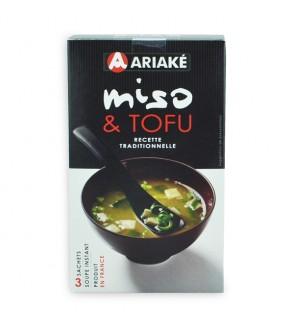 Soupe Miso & Tofu