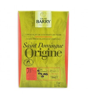 Chocolat noir Barry 70% Saint-Domingue