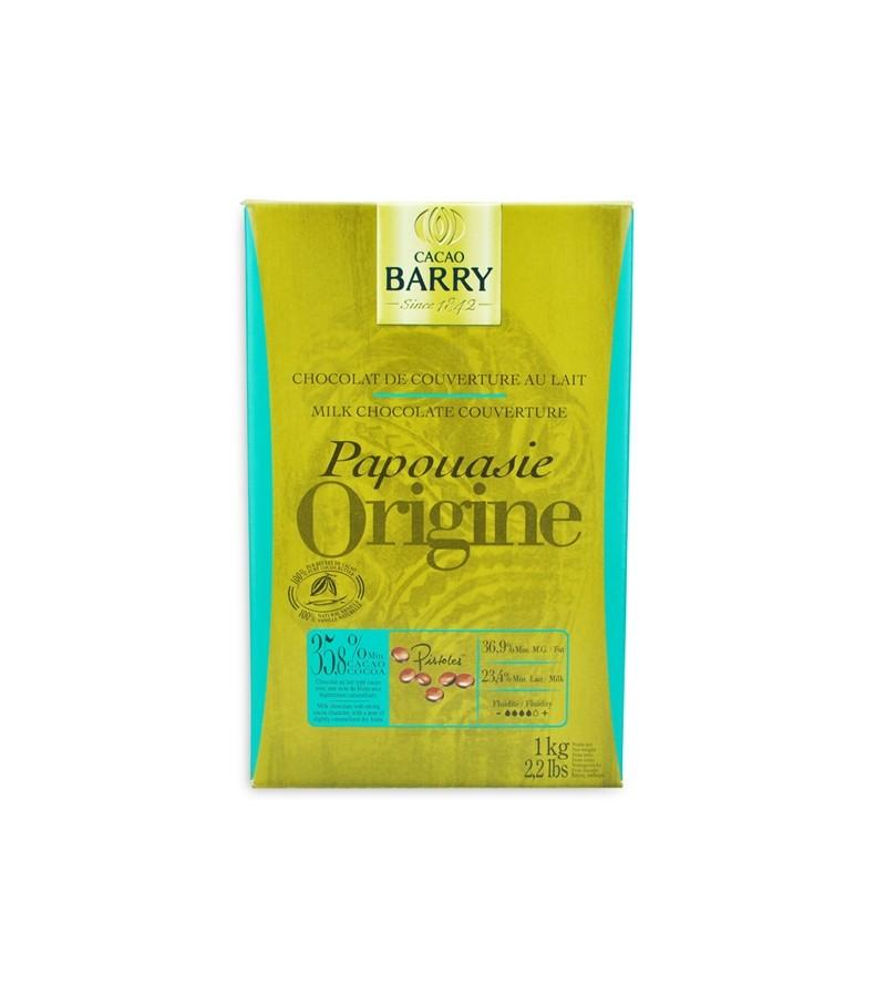 Chocolat au lait Barry 36% Papouasie