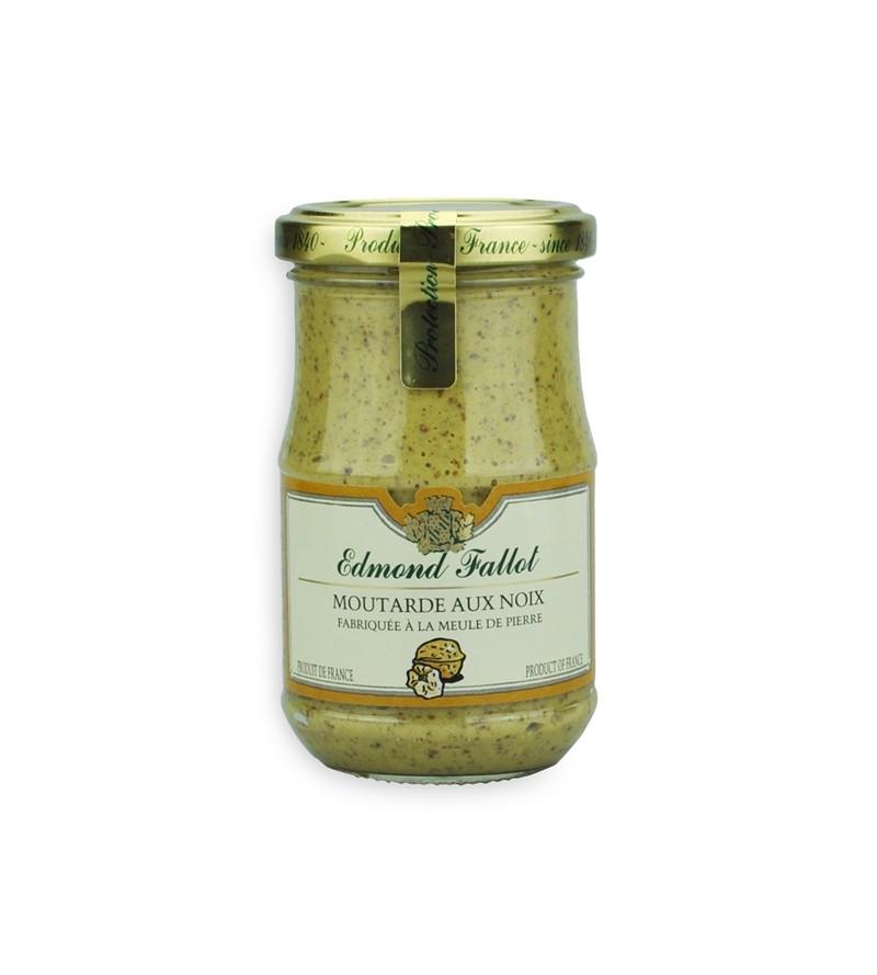 Moutarde aux noix